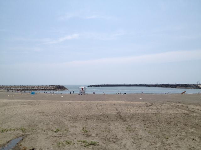 冒険ビーチ